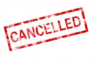cancelled domains by Nominet
